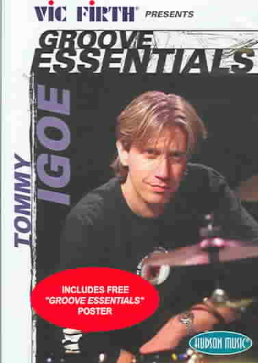 GROOVE ESSENTIALS BY IGOE,TOMMY (DVD)