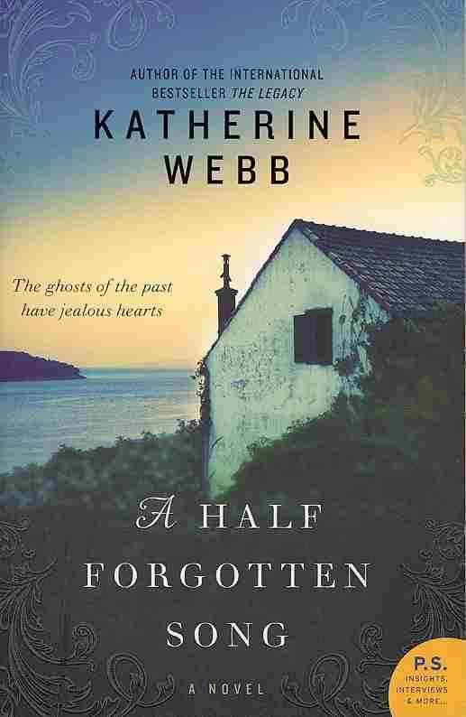 A Half Forgotten Song By Webb, Katherine
